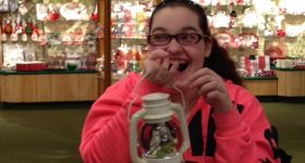 Emily Goes to Frankenmuth!